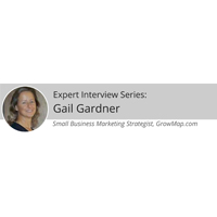 Expert Interview Series: Gail Gardner of GrowMap About Digital Marketing for Small Businesses